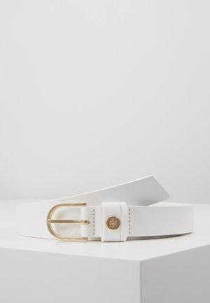 CLASSIC - Belte - white