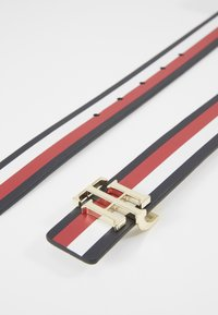 Tommy Hilfiger - REVERSIBLE - Riem - blue - 5