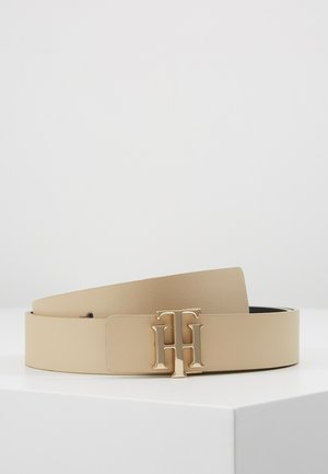 REVERSIBLE - Belt - khaki