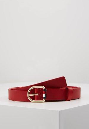 CORPORATE BELT - Pásek - red