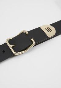 Tommy Hilfiger - NEW BUCKLE BELT - Belte - black - 3