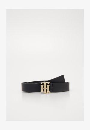 LOGO BELT - Waist belt - blue