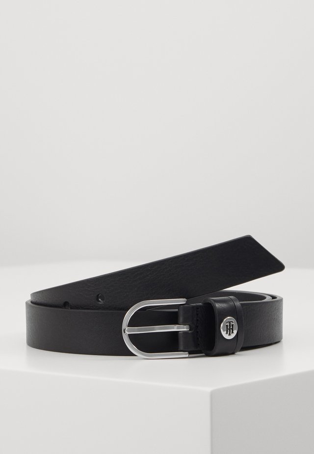 CLASSIC BELT  - Pasek - black
