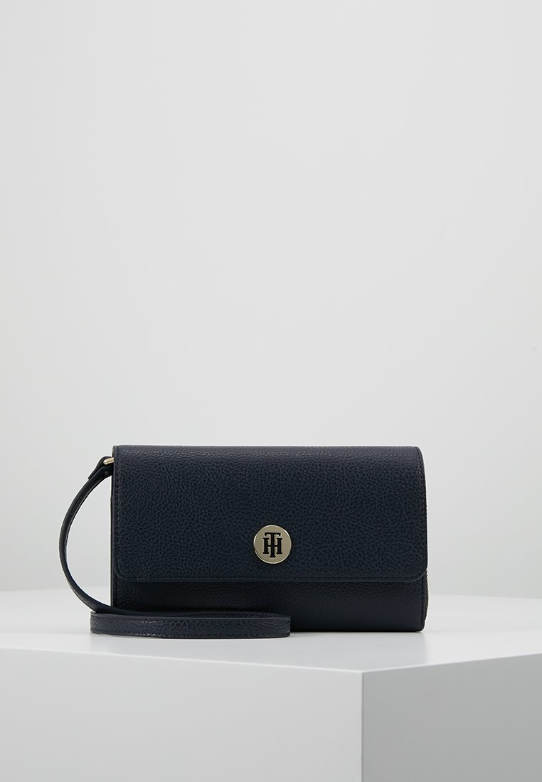 Tommy Hilfiger - CORE PHONE WALLET - Geldbörse - blue