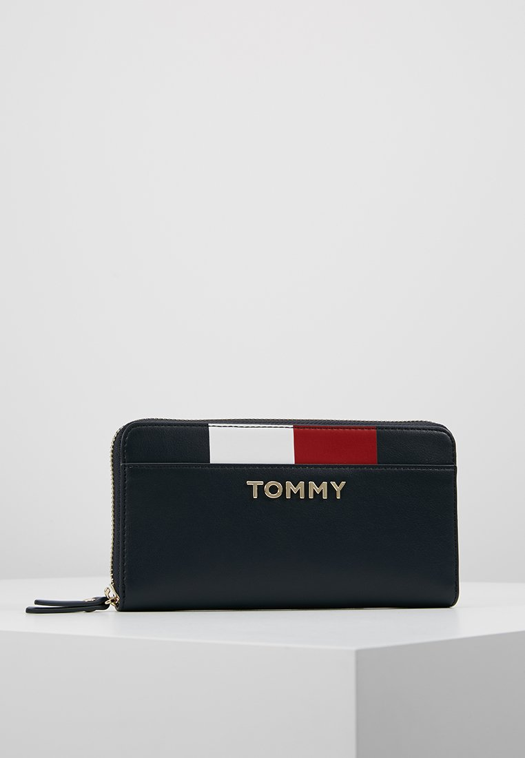 Tommy Hilfiger - CORPORATE - Portefeuille - blue