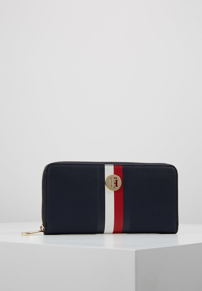 Tommy Hilfiger - HONEY CORP - Wallet - blue