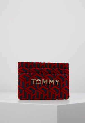 ICONIC HOLDER - Wallet - red