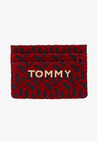 Tommy Hilfiger - ICONIC HOLDER - Portemonnee - red - 1
