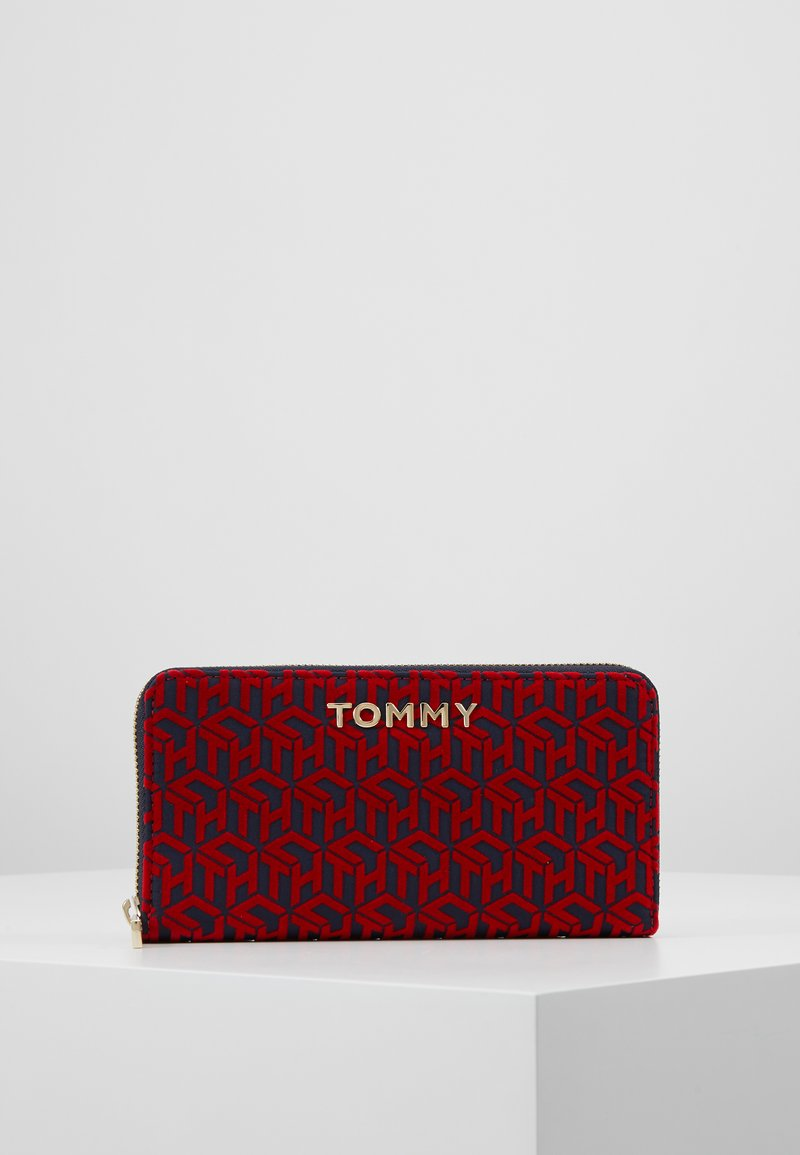 Tommy Hilfiger - ICONIC - Wallet - red