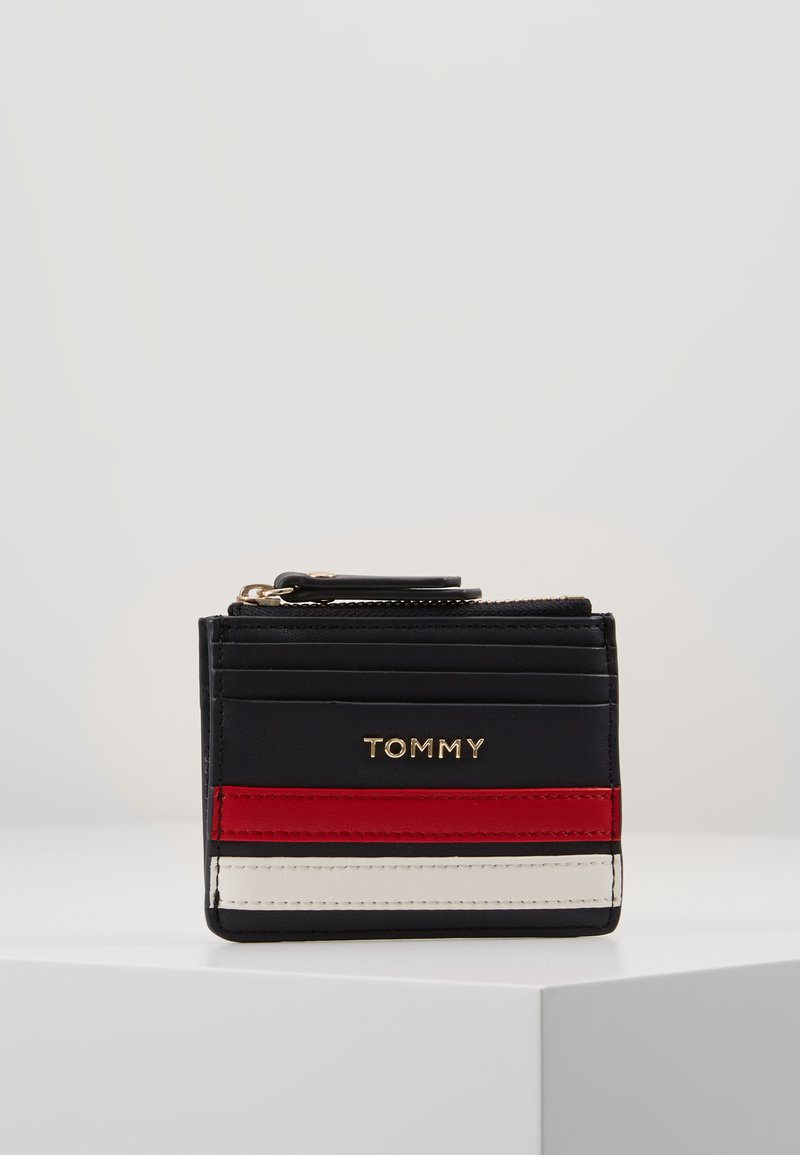 Tommy Hilfiger - TOMMY STAPLE CC HOLDER - Wallet - blue