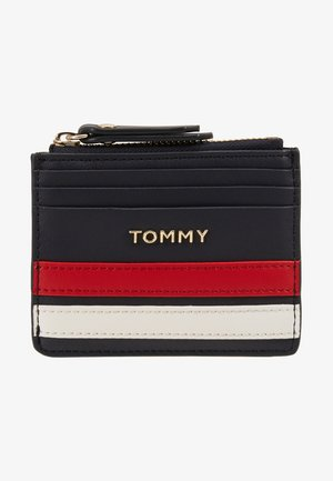 TOMMY STAPLE CC HOLDER - Lommebok - blue