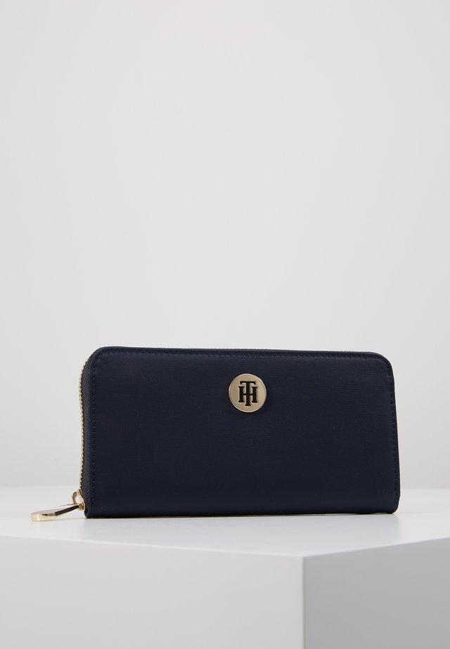 POPPY SOLID - Peněženka - blue