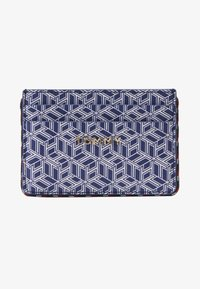 Tommy Hilfiger - ICONIC MONO - Business card holder - blue - 1