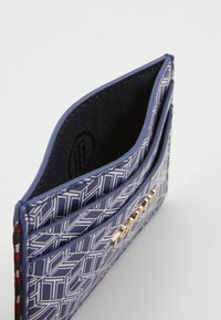 Tommy Hilfiger - ICONIC MONO - Business card holder - blue - 4