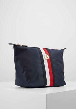 POPPY WASHBAG CORP - Wash bag - blue