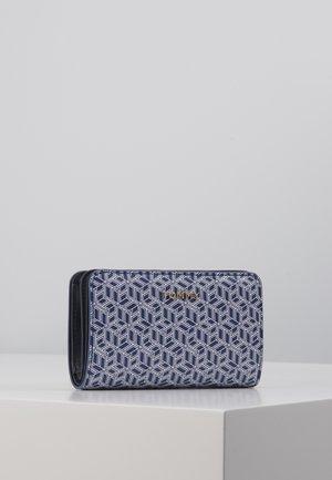ICONIC MONO - Wallet - blue