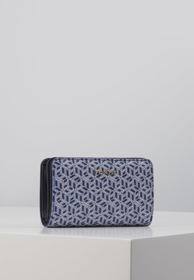 Tommy Hilfiger - ICONIC MONO - Wallet - blue
