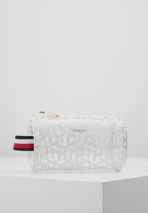 ICONIC WASHBAG - Trousse - white