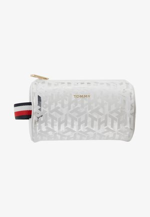 ICONIC WASHBAG - Kosmetiktasche - white