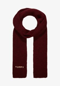 Tommy Hilfiger - EFFORTLESS SCARF - Scarf - red