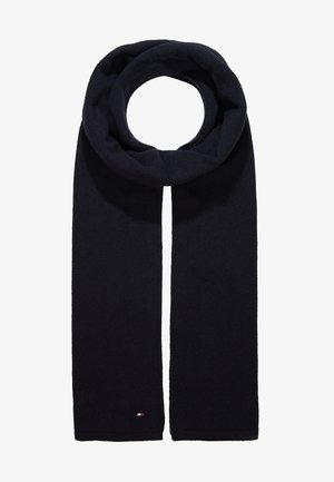 FLAG SCARF - Sjal - black