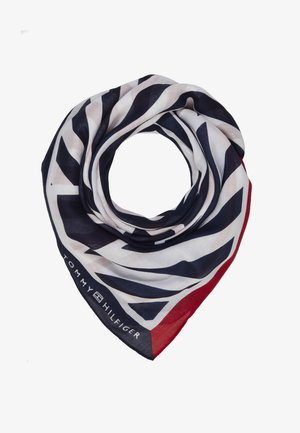 STRIPES PRINT SQUARE - Foulard - multi