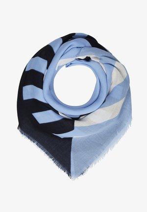 STAPLE SQUARE - Tuch - blue