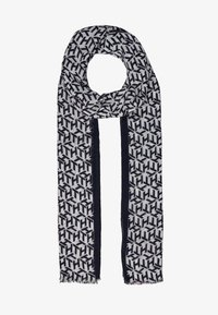 Tommy Hilfiger - ICONIC CORPORATE SCARF - Écharpe - blue - 1