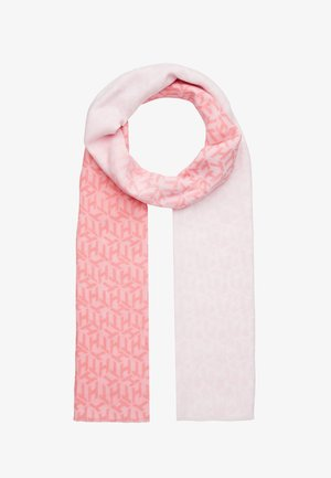 MONOGRAM OMBRE SCARF - Sjal - pink