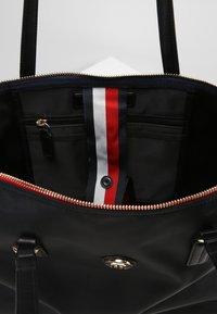Tommy Hilfiger - Tote bag - black - 4