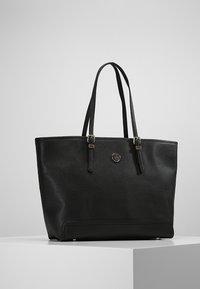 Tommy Hilfiger - Tote bag - black - 0