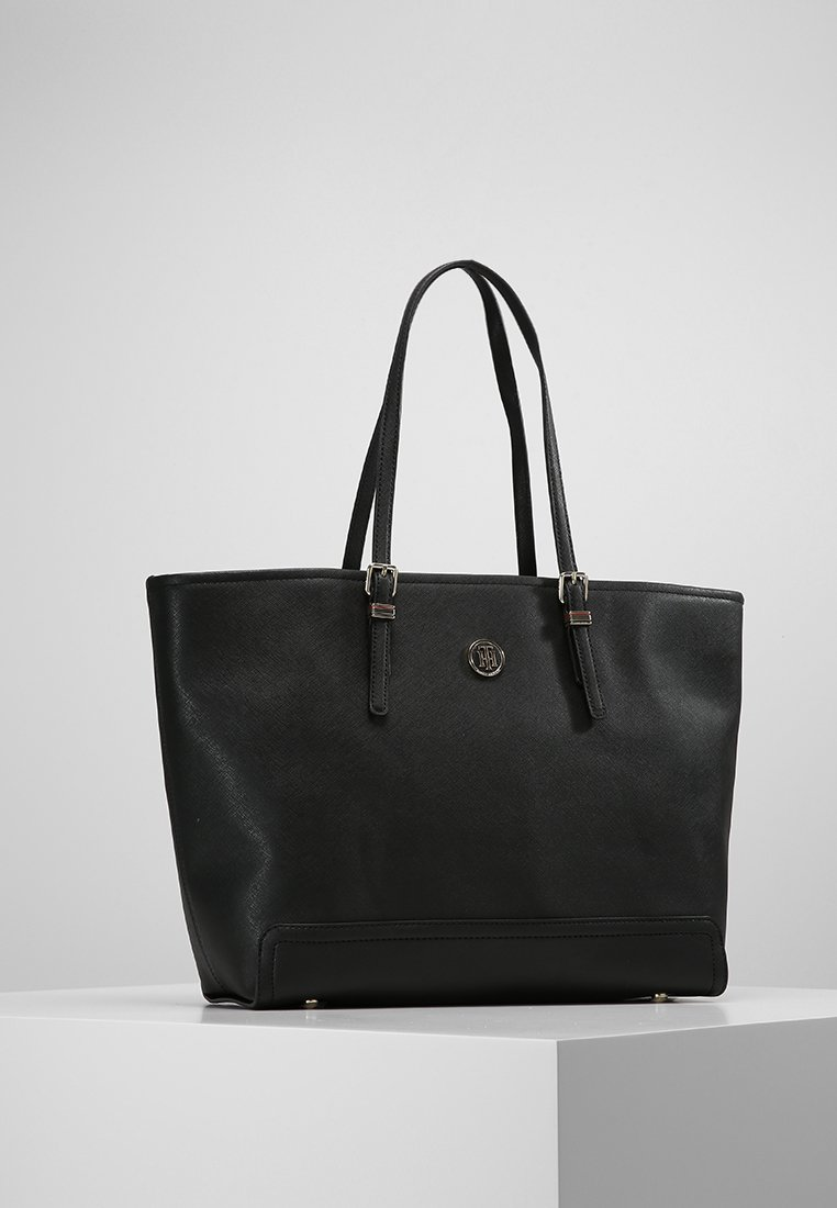 Tommy Hilfiger - Bolso shopping - black