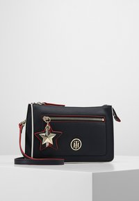 Tommy Hilfiger - CHARMING TOMMY CROSSOVER - Borsa a tracolla - blue - 0