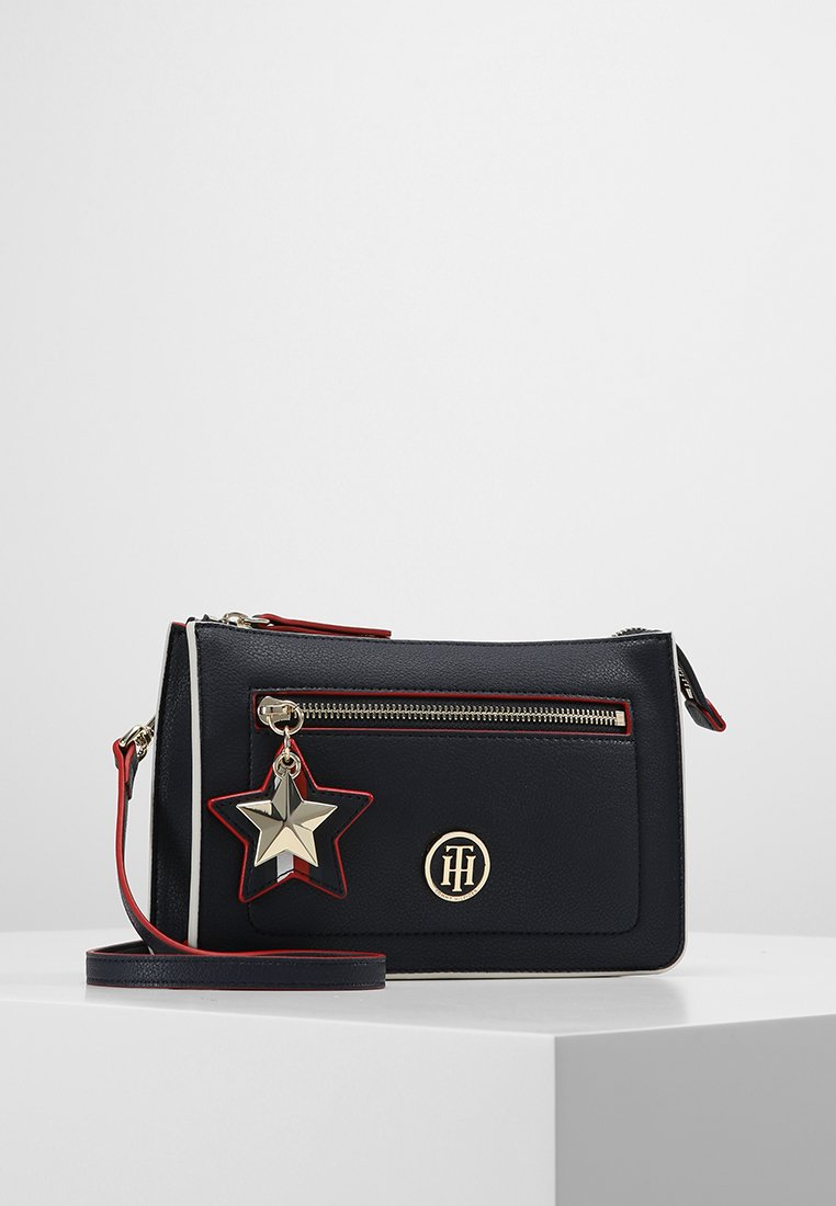 Tommy Hilfiger - CHARMING TOMMY CROSSOVER - Borsa a tracolla - blue