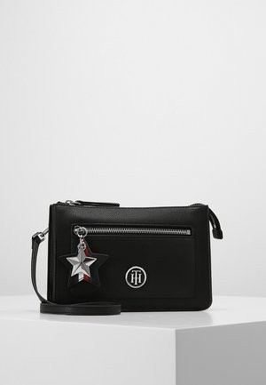 CHARMING TOMMY CROSSOVER - Across body bag - black
