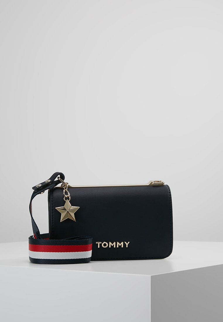 Tommy Hilfiger - STATEMENT CROSSOVER - Across body bag - blue