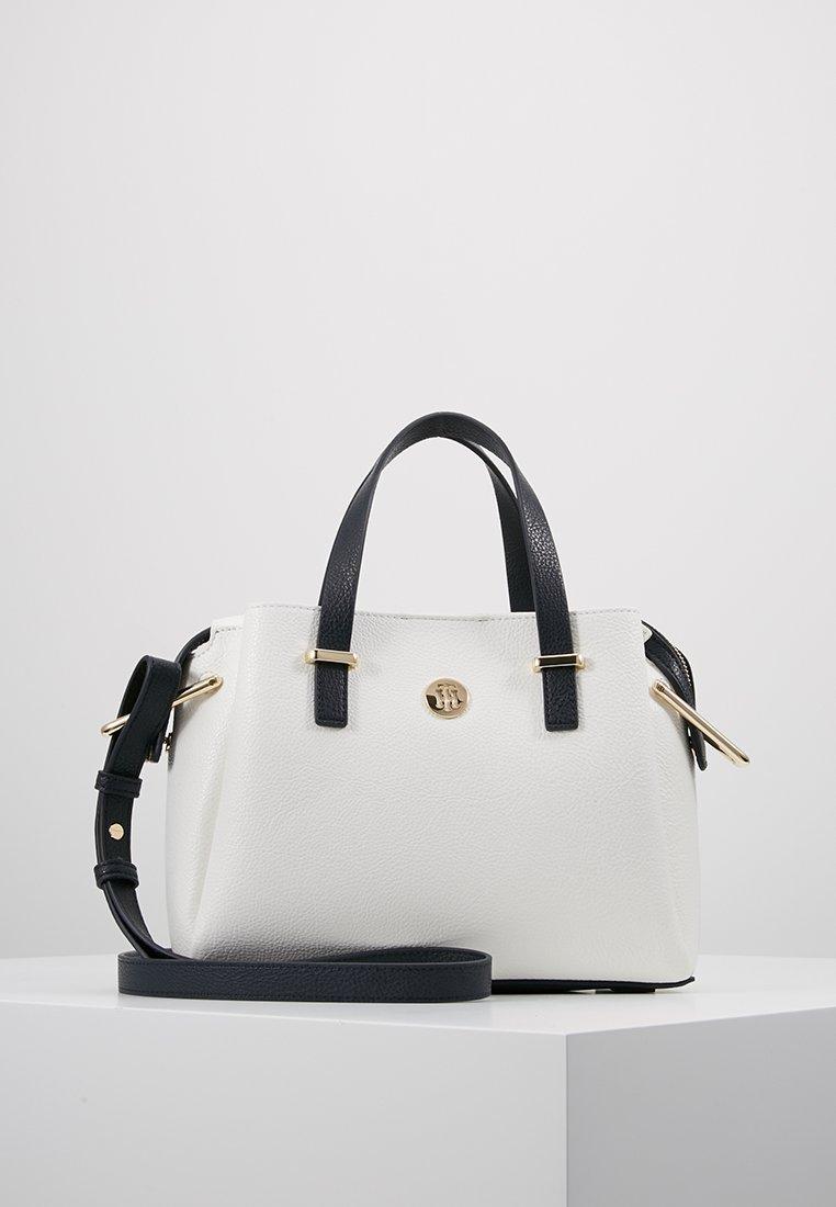Tommy Hilfiger - CORE SATCHEL - Håndtasker - white