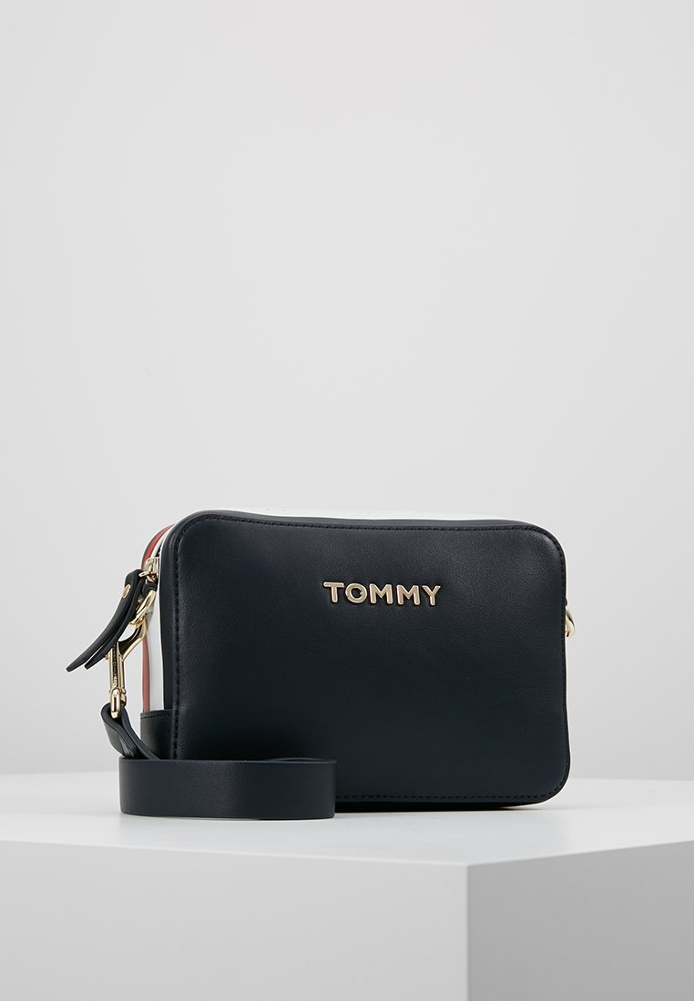 Tommy Hilfiger - CORPORATE CROSSOVER - Skuldertasker - blue