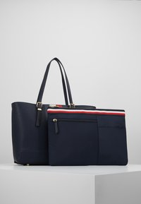 Tommy Hilfiger - HONEY TOTE - Handbag - blue - 5