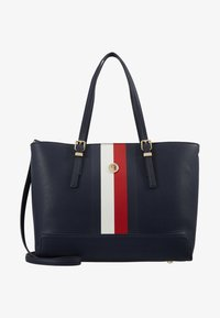 Tommy Hilfiger - HONEY TOTE - Handbag - blue - 7
