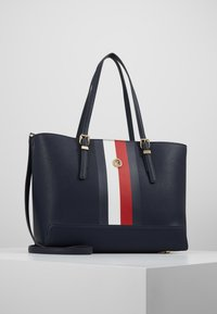 Tommy Hilfiger - HONEY TOTE - Handbag - blue - 0