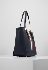 Tommy Hilfiger - HONEY TOTE - Handbag - blue