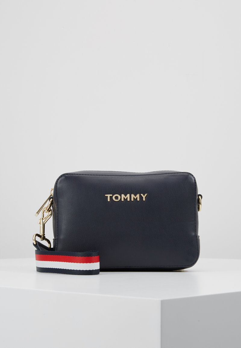 Tommy Hilfiger - ICONIC CROSSOVER - Umhängetasche - blue
