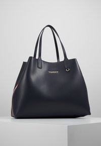 Tommy Hilfiger - ICONIC TOTE SET - Shopping bags - blue - 0