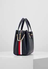 Tommy Hilfiger - CORE SATCHEL CORP - Sac à main - blue - 3
