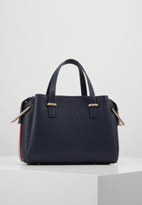 Tommy Hilfiger - CORE SATCHEL CORP - Sac à main - blue