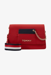 Tommy Hilfiger - ITEM STATEMENT CROSSOVER - Across body bag - multi - 5