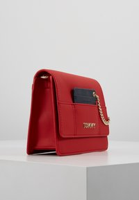 Tommy Hilfiger - ITEM STATEMENT CROSSOVER - Across body bag - multi - 3