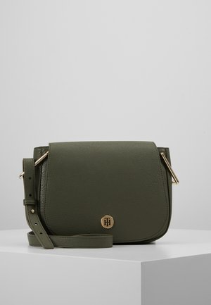 CORE SADDLE BAG - Skulderveske - green