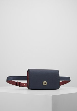 HONEY BELT BAG - Saszetka nerka - blue